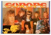 Europe - 'Group Collage' Postcard